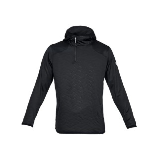 UNDER ARMOUR Hanorace HOODIE-REACTOR INSULATED 1/4 ZIP PO