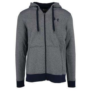 UNDER ARMOUR Hanorace cu fermoar HOODIE-RIVAL EOE FITTED FULL ZIP