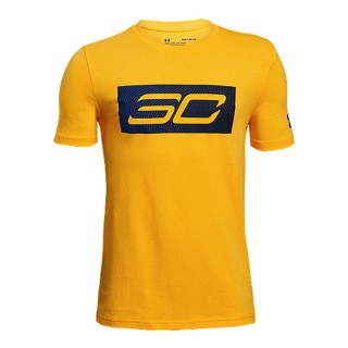 UNDER ARMOUR Tricouri SC30 LOGO SS T