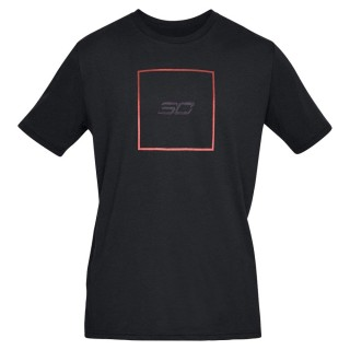 UNDER ARMOUR Tricouri SC30 BOX LOGO TEE