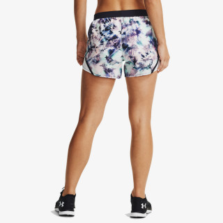UNDER ARMOUR Pantaloni scurti W UA Fly By 2.0 Printed Short