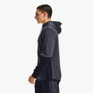 UNDER ARMOUR Hanorace DOUBLE KNIT FZ HOODIE