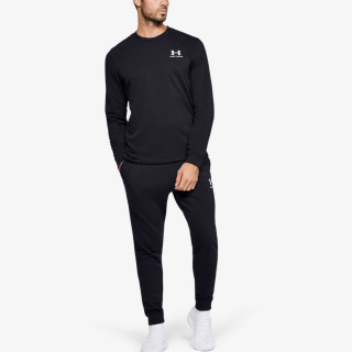 UNDER ARMOUR Tricouri SPORTSTYLE TERRY LOGO CREW