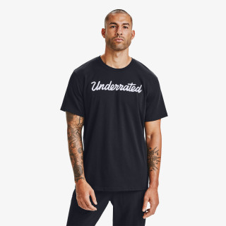 UNDER ARMOUR Tricouri CURRY EMBROIDERED TEE