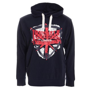 LONSDALE Hanorace LONSDALE AMBLEM HOODY