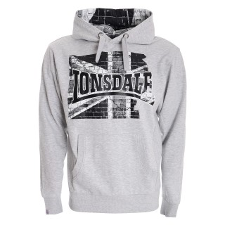 LONSDALE Hanorace LONSDALE FLAG 2 HOODY