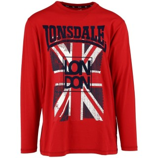 LONSDALE Tricouri LONSDALE MENS TEE LS
