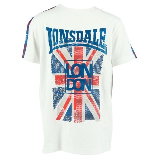 LONSDALE Tricouri LONSDALE BOYS TEE