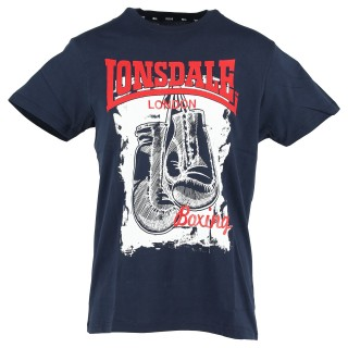 LONSDALE Tricouri LONSDALE GLOVE S19 TEE