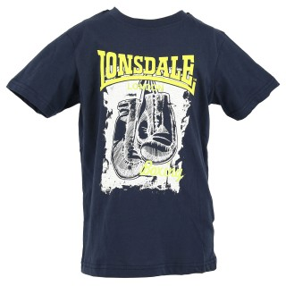 LONSDALE Tricouri LONSDALE GLOVE S19 TEE B