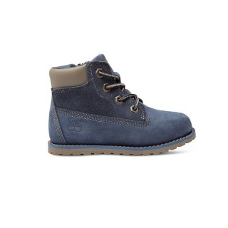 TIMBERLAND Ghete POKEY PINE 6 BOOT WITH SIDE ZIP