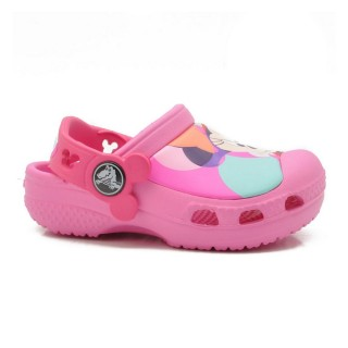 CROCS Papuci CROCS MINNIE COLORBLOCK CLOG K 202693