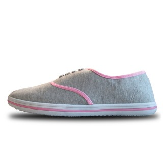 Pantofi sport Slazenger Canvas Pump LDS 40 Gray