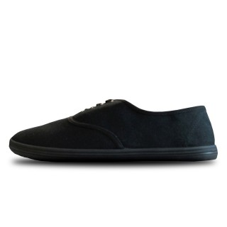 Pantofi sport Slazenger Canvas Pump LDS 40 Black