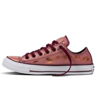 CONVERSE Pantofi sport CT ALL STAR BRUSH OFF LEATHER - 553302C