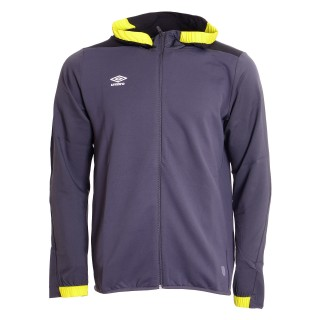 UMBRO Hanorace cu fermoar PRO TRAINING HOODED FZ JACKET