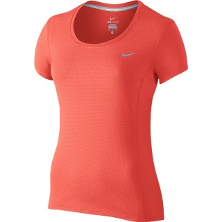 NIKE Tricouri DRI-FIT CONTOUR SHORT SLEEVE