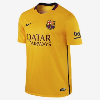NIKE Tricouri FCB SS AWAY STADIUM JSY