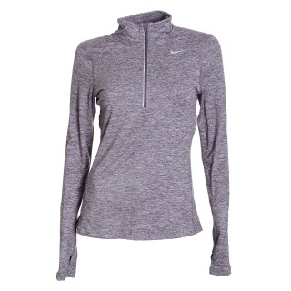 NIKE Tricouri maneca lunga NIKE ELEMENT HALF ZIP