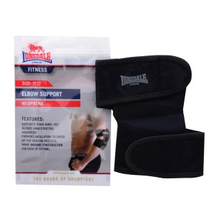 LONSDALE Genunchiere LONSDALE NEO ELBOW SUP00 BLACK