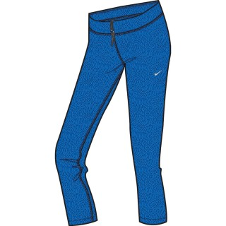 NIKE Colanti W NK PWR EPIC CROP RUN PR