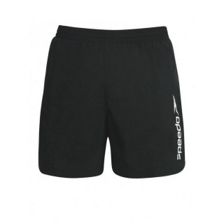 SPEEDO Shorturi inot SCOPE 16 WSHT AM BLACK/WHITE