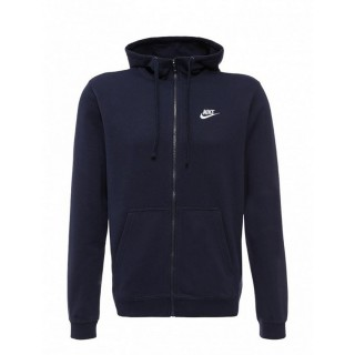 NIKE Hanorace cu fermoar M NSW HOODIE FZ FT CLUB