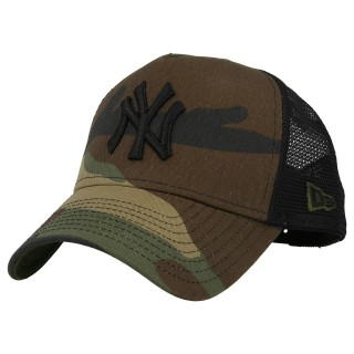 NEW ERA Sepci CAMO TEAM TRUCKER NEYYAN WDC