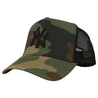 NEW ERA Sepci CAMO TEAM TRUCKER NEYYAN WDC WMNS