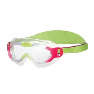 SPEEDO Masti inot SEA SQUAD MASK JU PINK/GREEN