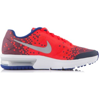 NIKE Pantofi sport AIR MAX SEQUENT PRINT (GS)