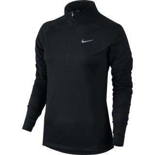 NIKE Tricouri maneca lunga W NK TOP CORE HZ MID