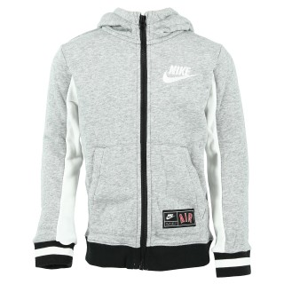 NIKE Bluze trening NKB NIKE AIR SUEDED FLEECE FZ