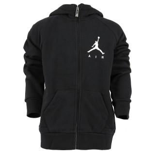 NIKE Hanorace JDB JUMPMAN FLEECE FZ