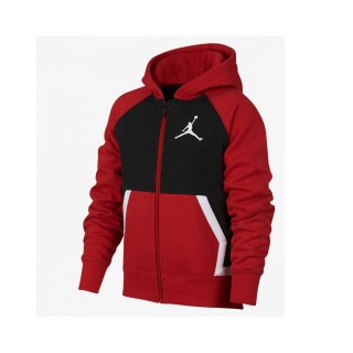 NIKE Hanorace cu fermoar JDB DIAMOND FLEECE FZ HOODIE