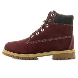 TIMBERLAND Ghete 6 IN PREMIUM WP BOOT DARK PORT