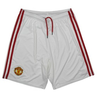 ADIDAS Pantaloni scurti MANCHESTER UNITED FC HOME REPLICA SHORTS