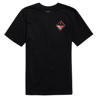 NIKE Tricouri WINGS FLIGHT LOGO TEE