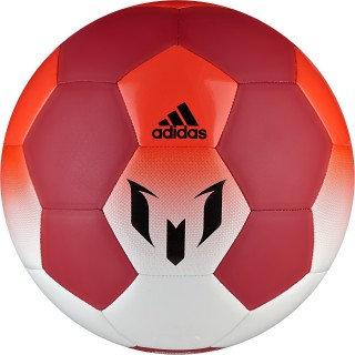 ADIDAS Mingi MESSI Q1 WHITE/RED/SOLRED