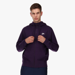 NIKE Hanorac M NSW CLUB HOODIE FZ FT