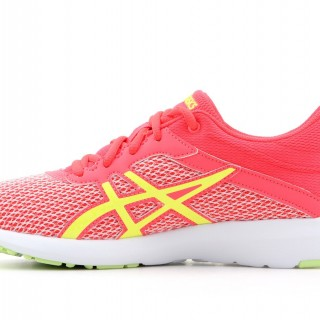 ASICS Pantofi sport FUZEX LYTE 2 GS DIVA PINK/SAFETY YELLOW/WHITE