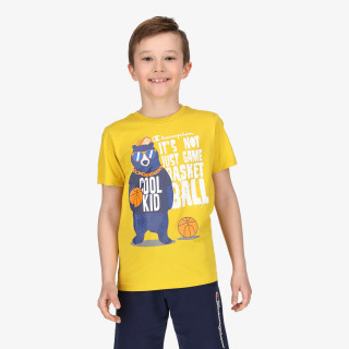 CHAMPION Tricou BOYS BALL T-SHIRT