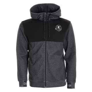 CHAMPION Hanorace cu fermoar URBAN BASKET BI COLOR FULL ZIP HOODY