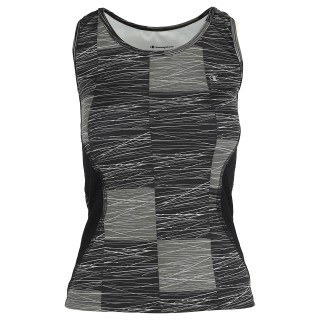 CHAMPION Maiouri PRINTED NET TANK TOP