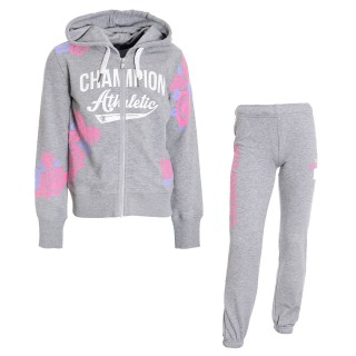 CHAMPION Treninguri GIRLS BTS SWEATSUIT