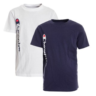 CHAMPION Tricouri DOUBLE PACK T-SHIRT