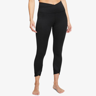 NIKE Colanti W NK YOGA WRAP 7/8 TIGHT