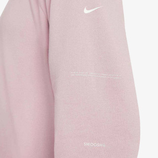 NIKE Hanorac W NSW SWSH CREW FT