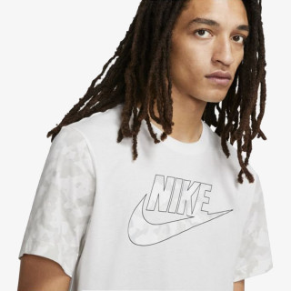 NIKE Tricou M NSW TEE FUTURA CLUB FILL