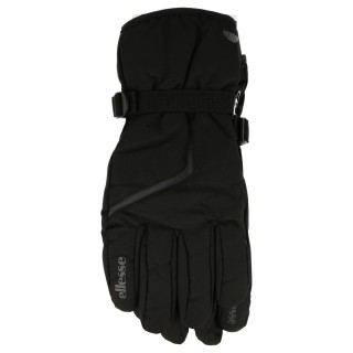 ELLESSE Manusi ELLESSE BASIC SKI GLOVE MENS BLACK/ GREY
